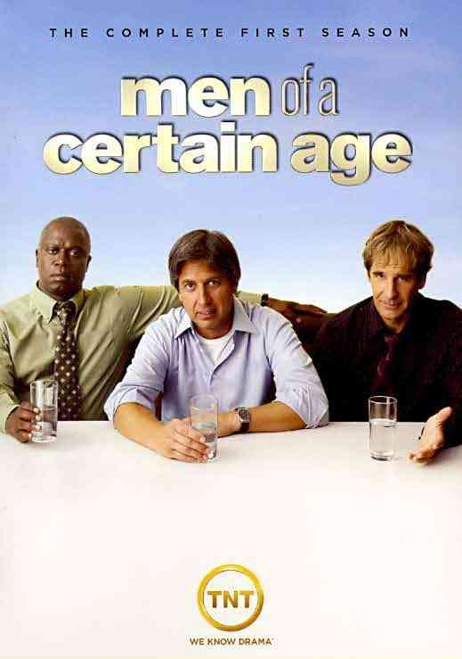 MEN OF A CERTAIN AGE:COMP FIRST SSN BY MEN OF A CERTAIN AGE (DVD)